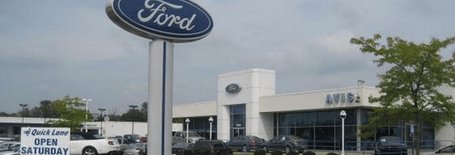 Avis Ford: Ford Car & Truck Dealership | Detroit, Southfield